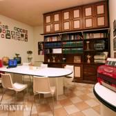 Sala riunioni nella sede delle Edizioni Musicali Sandrinita